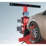3D стенд для измерения геометрии колес развал-схождение X712S