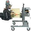 Е338 Стенд для проточки тормозных дисков, стандартная комплектация (338.00.100.50)