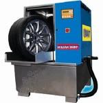 Мойка для колес легковых и полугрузовых автомобилей с подогревом WULKAN-300H