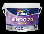 Полуматовая латексная краска для стен и потолков BINDO 20 1 л.