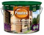 Пропитка Pinotex Doors & Windows Высокоустойчивая пропитка для дверей и оконных рам