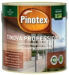 Пропитка для дерева Pinotex Tinova Professional Сверхпрочное средство для защиты древесины