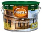Пропитка для дерева Pinotex Natural Прозрачная атмосферостойкая деревозащитная пропитка