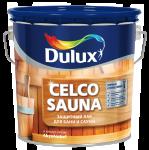 Лак CELCO SAUNA 20 (полуматовый) 1 л.