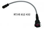 Кабель RT.VE-432  (Audi) аналог 0 986 612 432