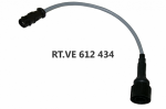 Кабель RT.VE-434 (Alfa) аналог 0 986 612 434