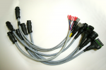 Комплект кабелей PE (109, 113, 114, 107, 124)