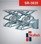 SR-3035 Автомобильный ножничный электрогидравлический подъемник