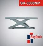 SR-4050 Автомобильный четырехстоечный электрогидравлический подъемник с траверсой