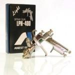 Краскопульт ANEST IWATA LPH-400 (для базы и лака)