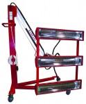 ИК-сушка IDS-370 (390) модель для панельного ремонта