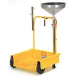 Устройства для слива масла на тележке для бочек 180-220 л.1475