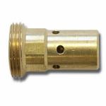 Держатель контактного наконечника M8 горелки MIG 350 A с жидкостным охлаждением (MB401) (5 шт)