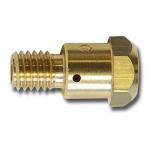 Держатель контактного наконечника M8 горелки MIG 450 A с воздушным охлаждением (MB45) (5 шт)