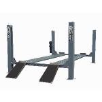 Подъемник четырехстоечный г/п 5500 кг. платформы гладкие
